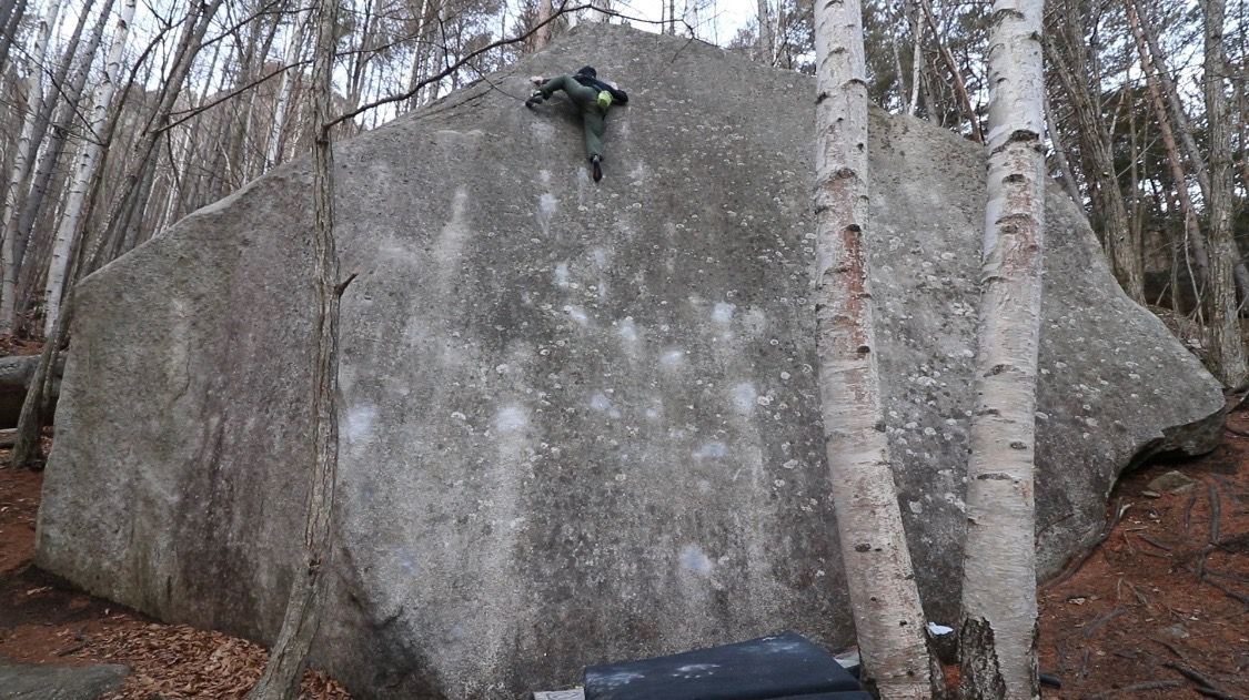 小川山 覚醒 第4登 climbing-netに掲載されました